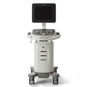 Philips HD5 Ultrasound Machine