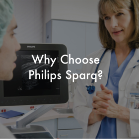 Why Choose the Philips Sparq Ultrasound Machine?