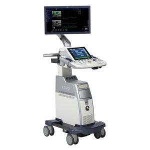 GE Logiq P9 Ultrasound Machine