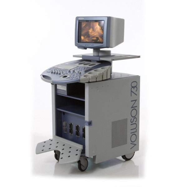 GE Voluson 730 Ultrasound Machine