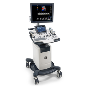 GE Logiq F8 Ultrasound Machine