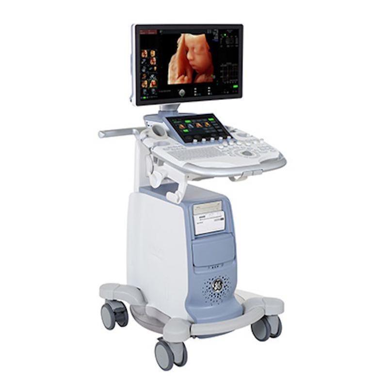 GE Voluson S10 Ultrasound Machine - Ultrasound Supply