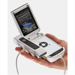 GE Vscan Dual probe Ultrasound Machine