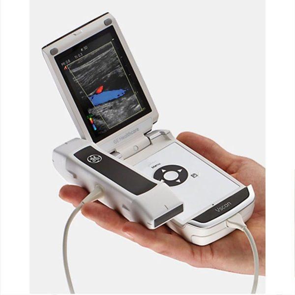 GE Vscan Dual probe Ultrasound Machine