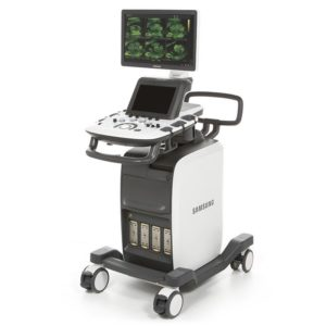 Samsung UGEO H60 Ultrasound Machine