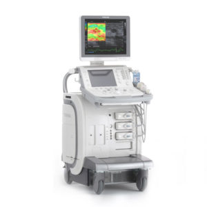 Toshiba Aplio 300 Platinum Ultrasound Machine