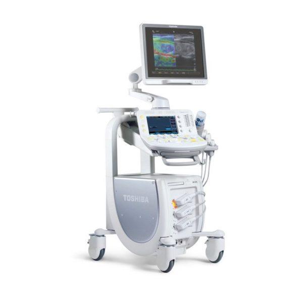 Toshiba Xario 200 Ultrasound Machine
