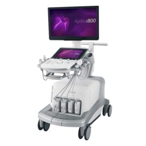 Toshiba Aplio i800 Ultrasound Machine