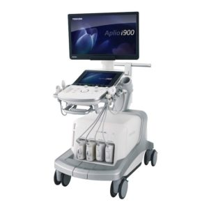 Toshiba Aplio i900 Ultrasound Machine