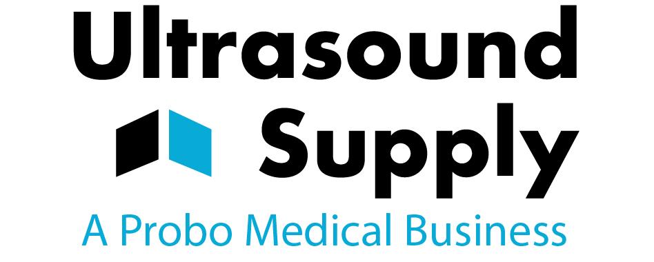Ultrasound Supply, a Probo Medical Business, rectangular logo